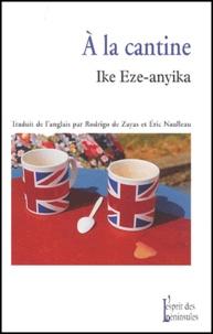Ike Eze-Anyika - .