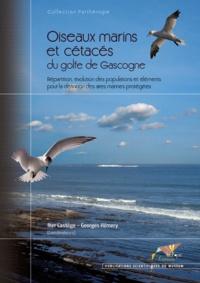 Iker Castège et Georges Hémery - Oiseaux marins et cétacés du golfe de Gascogne - Répartition, évolution des populations et éléments pour la définition des aires marines protégées.