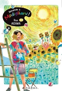 Ikue Aizawa - Demande à Modigliani Tome 4 : .