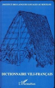 Ilalok - Dictionnaire vili-français - Mpisukulu bi kum' bi tshi vili ku tshi mputu.