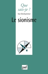 Ilan Greilsammer - Le sionisme.