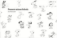 Ilan Manouach - Peanuts minus Shultz.