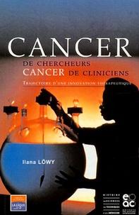 Histoiresdenlire.be Cancer de chercheur, Cancer de cliniciens. - Trajectoire d'une innovation thérapeutique Image