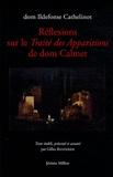 Ildefonse Cathelinot et Gilles Banderier - Réflexions sur le Traité des Apparitions de dom Calmet.