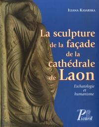 Histoiresdenlire.be La sculpture de la façade de la cathédrale de Laon - Eschatologie et humanisme Image