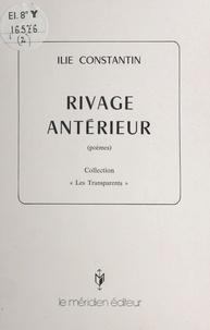 Ilie Constantin - Rivage antérieur.