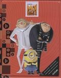 Illumination Entertainment - Moi, moche et méchant 3 - Coffret en 4 volumes : Livre d'activités ; Livre de dessin ; Livre de coloriage ; Livre d'autocollants. Avec une foule d'autocollants.