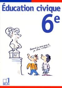 Illustrations de Marie-france usaï serge bloch - Éducation civique, 6e.