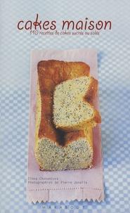 Cakes maison - 110 recettes de cakes sucrés / salés.pdf