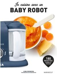 Ilona Chovancova - Je cuisine avec un baby robot.
