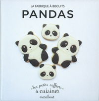 Ilona Chovancova - La fabrique à biscuits Panda - Avec 3 emporte-pièces.