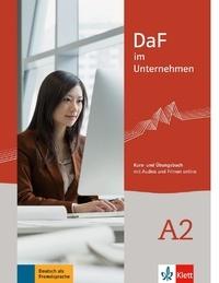 Ilse Sander et Regine Grosser - DaF im Unternehmen A2 - Kurs- und Ubungsbuch.