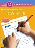 Ilse Vervaet - Calcul 8-9 ans - Feuilles d'exercices.