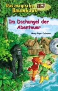 Im Dschungel der Abenteuer - Mit Hörbuch CD Den Gorillas auf der Spur.