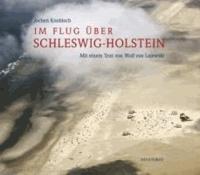 Im Flug über Schleswig-Holstein.