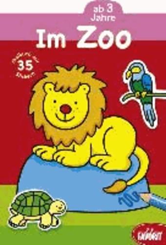 Im Zoo.