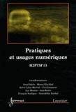 Imad Saleh et Manuel Zacklad - Pratiques et usages numériques - Actes de H2PTM' 13.