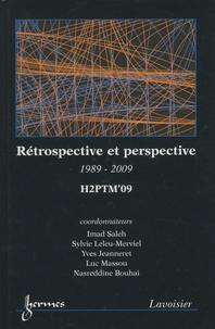 Imad Saleh et Sylvie Leleu-Merviel - Rétrospective et perspective : 1989-2009 - Actes de H2PTM'09, 30 Septembre, 1 et 2 Octobre 2009, université Paris 8.