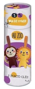 ImageBooks Factory - Au  zoo - 2 porte-clés.