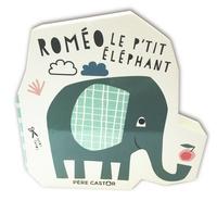 ImageBooks Factory - Roméo le p'tit éléphant.