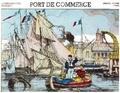 Imagerie d'Epinal - Port de commerce.