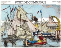 Imagerie d'Epinal - Port de commerce.