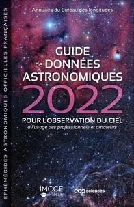 IMCCE - Guide de données astronomiques 2022.