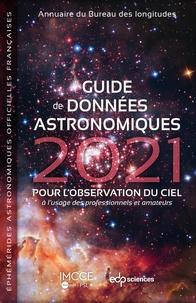 IMCCE et  Bureau des longitudes - Guide de données astronomiques - Annuaire du Bureau des longitudes.