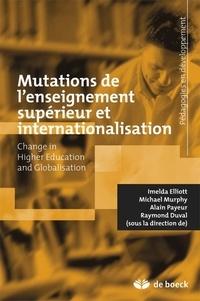 Mutations de l'enseignement supérieur et internationalisation - Imelda Elliott | Showmesound.org