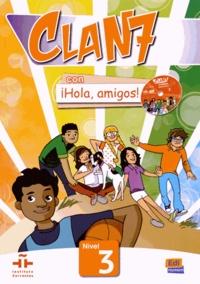 Galabria.be Clan 7 Nivel 3 - Libro del alumno Image