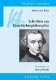 Immanuel Kant: Schriften zur Geschichtsphilosophie.