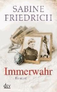 Deedr.fr Immerwahr - Roman Image