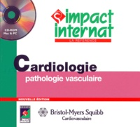Collectif - CARDIOLOGIE ET PATHOLOGIE VASCULAIRE CD-ROM.