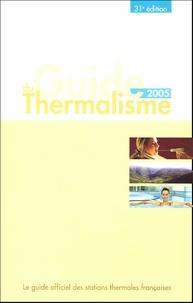 Deedr.fr Le Guide du Thermalisme 2006 Image