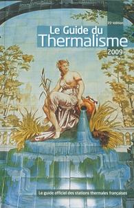 Impact médecine - Le Guide du thermalisme 2009.