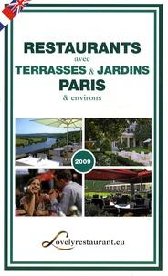 Impla Editions - Restaurants avec terrasses & jardins - Paris et environs.