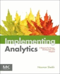 Implementing Analytics - A Blueprint for Design, Development, and Adoption.