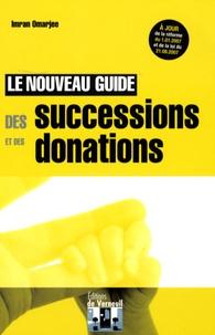 Imran Omarjee - Nouveau guide des successions et des donations.