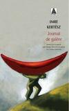 Imre Kertész - Journal de galère.