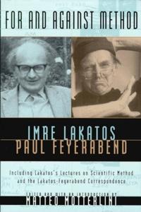 Imre Lakatos et Paul Feyerabend - .