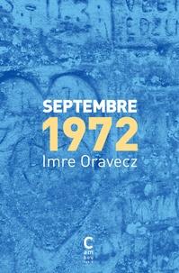 Imre Oravecz - Septembre 1972.