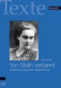 In der Verbannung - Kindheit und Jugend einer Wolgadeutschen.