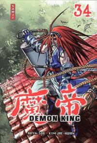 In-Soo Ra et Jae-Hwan Kim - Demon King Tome 34 : .