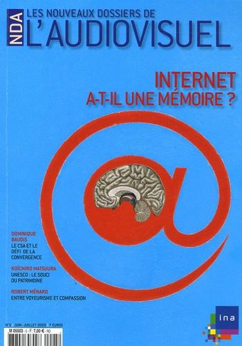 Jean-Michel Rodes et Geneviève Piéjut - Les Nouveaux Dossiers de l'Audiovisuel N° 5, Juin-Juillet 2 : Internet a-t-il une mémoire ?.
