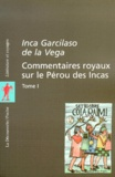 Inca Garcilaso de la Vega - .