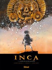 LF Bollée - Inca - Tome 01 - L'Empire des quatre quartiers.
