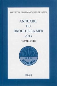 Annuaire du droit de la mer - Tome 18.pdf