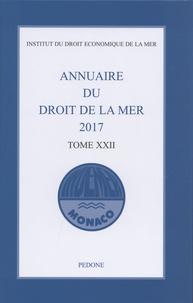 Histoiresdenlire.be Annuaire du droit de la mer - Tome 22 Image