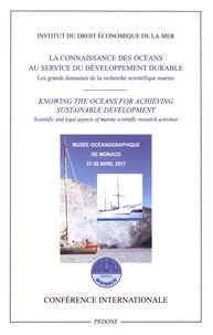 La connaissance des océans au service du développement durable - Les grands domaines de la recherche scientifique marine.pdf