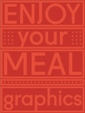 Index Book - Enjoy your Meal Graphics.